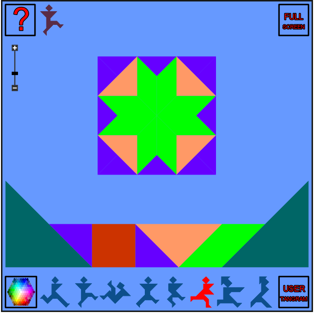 user tangram mosaic