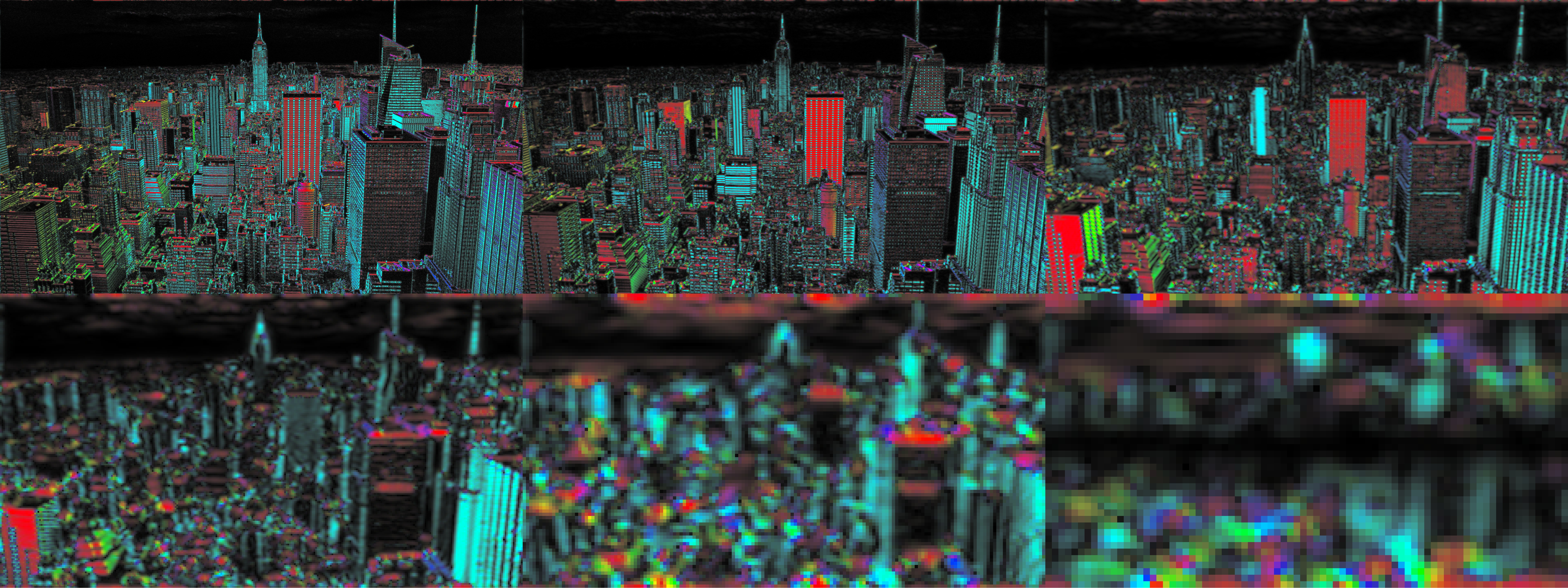 Steerable Pyramid frequency decomposition (6 level) of New York image. Hue component = local analysing filter orienta		</div><!-- .entry-content -->  			</div><!-- .inside-article --> </article><!-- #post-## --> 		</main><!-- #main --> 	</div><!-- #primary -->  	 	</div><!-- #content --> </div><!-- #page -->   <div class=